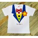 Camiseta Payaso