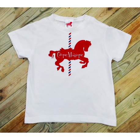 Camiseta Cirque Magique