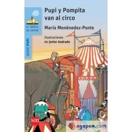 Pupi y Pompita en el Circo