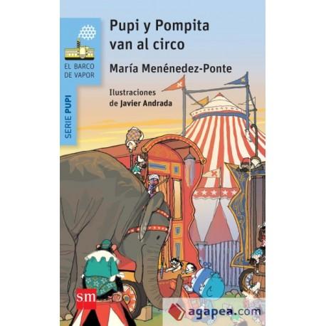 Pupi y Pompita en el Circo SM