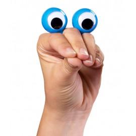 Ojos Marioneta Mano