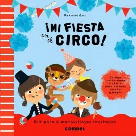 ¡Mi Fiesta en el Circo!