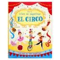 Libro de Pegatinas El Circo