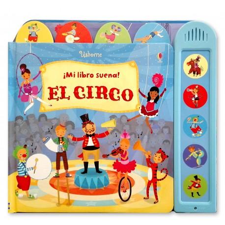 ¡Mi Libro Suena! El Circo Usborne