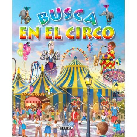 busca en el circo susaeta