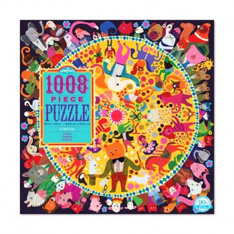 Puzzle circo eeboo