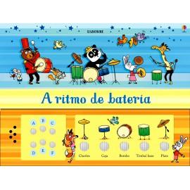 A RITMO DE BATERÍA USBORNE
