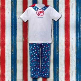 Pack el Increíble Hombre Bala (pijama+cuento)